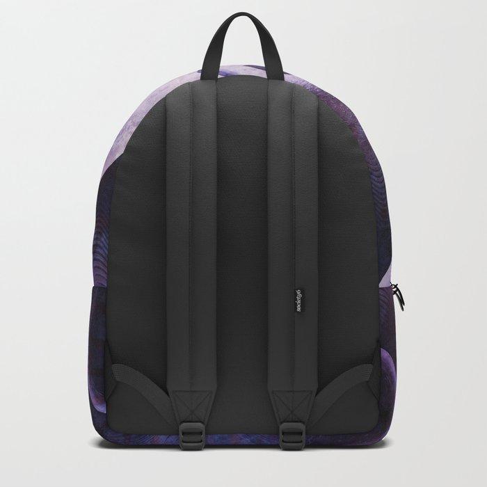 Swirly Spiral Backpack