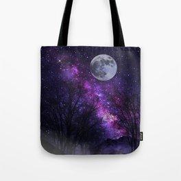 Mystic Moon Tote Bag
