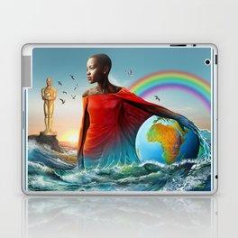The Lupita Tsunami Laptop & iPad Skin