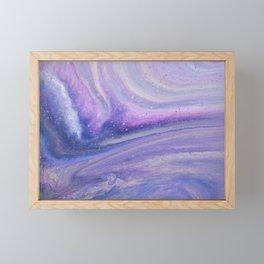 Fluid No. 28 Framed Mini Art Print