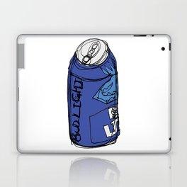 Bud Light Can Laptop & iPad Skin