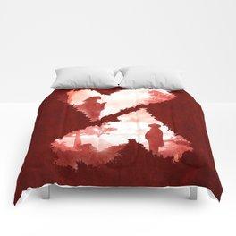 Secret Lovers Meet Comforters