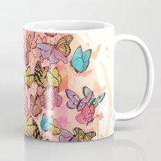 catching butterflies Mug