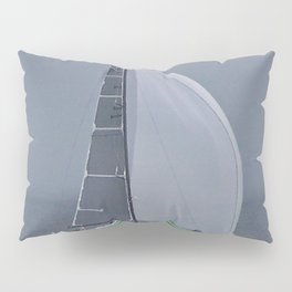 #56 Transat Québec Saint-Malo 2012 Pillow Sham