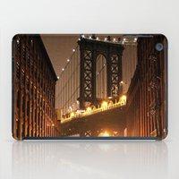 brooklyn iPad Cases featuring Brooklyn by Rochana Dubey