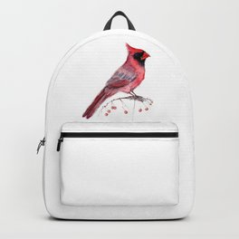 Red Cradinal Backpack