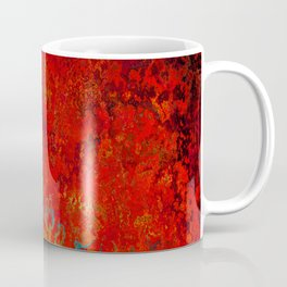 Figuratively Speaking, Abstract Art Coffee Mug