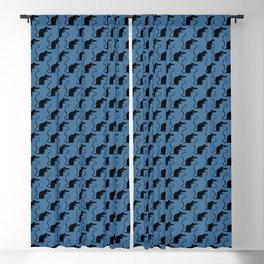 Angry Animals - Rat Blackout Curtain