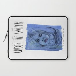 Under The Water Laptop Sleeve