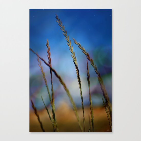 Something good will come your way Canvas Print