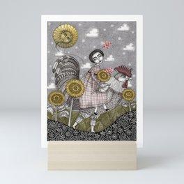 Last Days of Summer Mini Art Print
