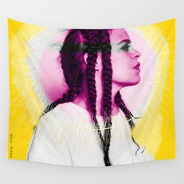 Woman N13 Wall Tapestry