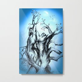 Holding you for Eternity Metal Print