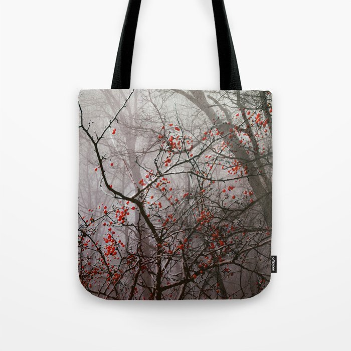 Forest of Red Tote Bag