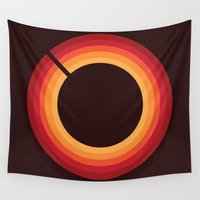 70s Wall Tapestries featuring  70s: Valhalla Vintage Verb by Valhalla DSP