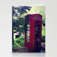telephone Stationery Cards featuring Telephone by       Alexander