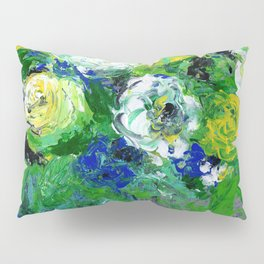 Abstract Floral - Botanical Pillow Sham