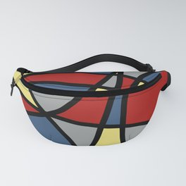 Abstract Shapes #2 Fanny Pack