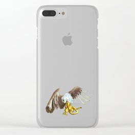 Gryphon Clear iPhone Case