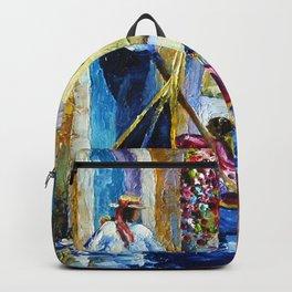 Venice # 4 Backpack