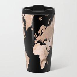 Design 97 world map Travel Mug