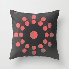 Astron Throw Pillow
