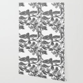 Japanese Birds Wallpaper