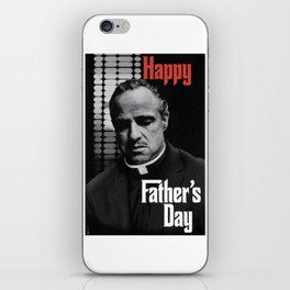 Fathers Day iPhone Skin