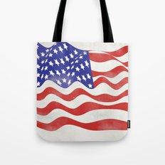 United States Flag - USA Tote Bag