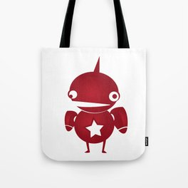 minima - slowbot 002 Tote Bag