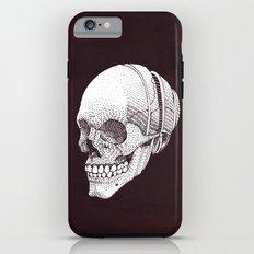 Human skull iPhone 6 Tough Case