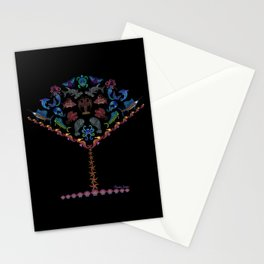 Marine Martini Stationery Cards