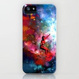 Caroline Capella iPhone Case