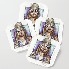 Cobain Coaster