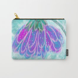 Umbrella Flower Carry-All Pouch