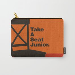 Take A Seat Carry-All Pouch