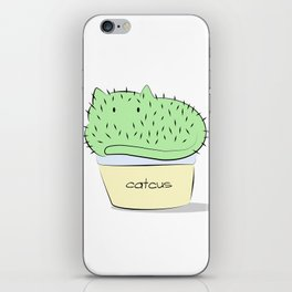 For Cat Lovers iPhone Skin