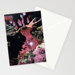 Star Diving Stationery Cards