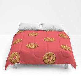 Peanut Butter Comforters