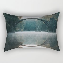 The Devil's Bridge - Landscape and Nature Photography Rectangular Pillow