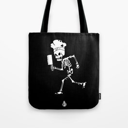 Miss Peregrine skeleton 1 Tote Bag