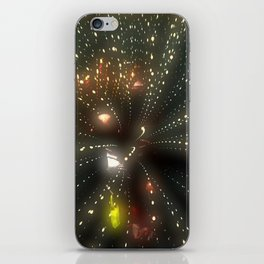Disco Ride iPhone Skin