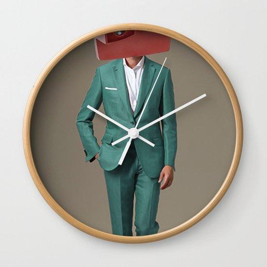 style master Wall Clock