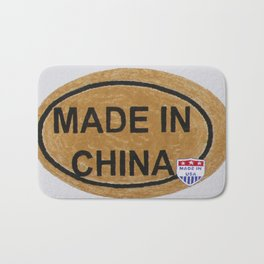 Made In China Bath Mat