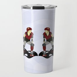 Roller Derby Travel Mug