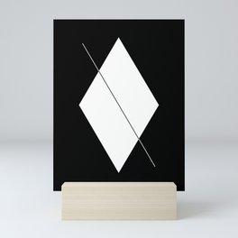 Rombo Mini Art Print