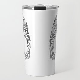 Weapons of the Death Travel Mug