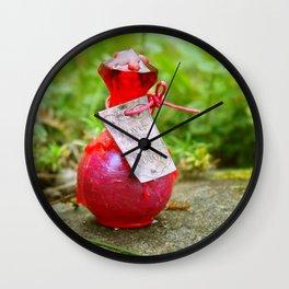 Love Potion Wall Clock