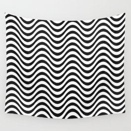 Trippy Wave Wall Tapestry