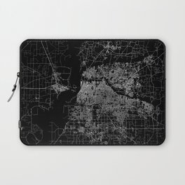 Memphis map Laptop Sleeve